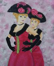 B. B. Et Jeanne Moreau dans «Viva Maria».