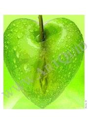 Série «Les Fruits Défendus» : «Isa : Pomme Verte ».