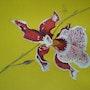 Orchidée 1. Brigitte Leleu