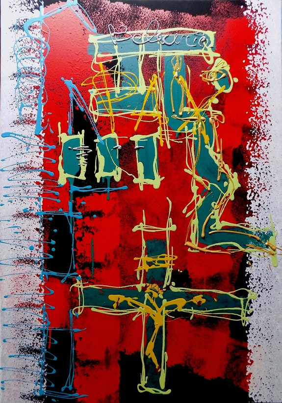 Cricifixion. Gabriel Campanozzi L'atelier Gc