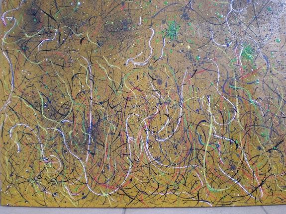 Lignes et points. Leleu B. Brigitte Leleu