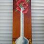 Vase au long cou. Brigitte Leleu