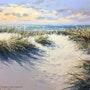 Un soir dans les dunes. Jean-Yves Marrec