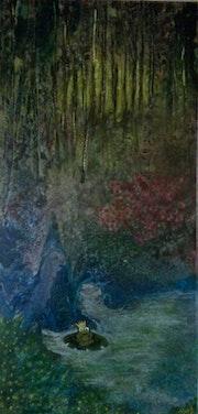 Dans ma forêt magique…. Asor