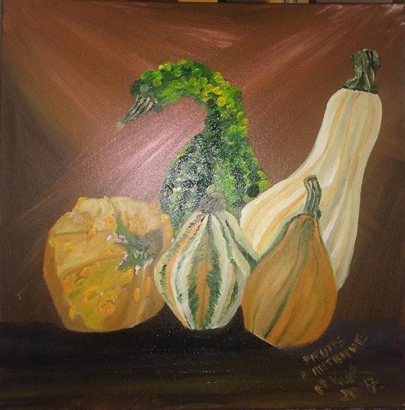 Fruits d'automne. Mireille Vast Mireille Vast