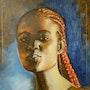 The woman from benin. Jose Antonio Arias