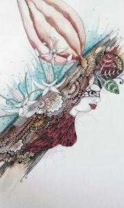 Fleur de vie. Sara Linda Ibañez