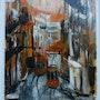 Velho Lisboa. Marie Ferrand