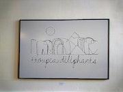 Le Troupeaudelephants. Barbara D. Raux