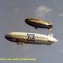 Zeppelin nt mit Blimp. Juergen Berthold, Foto-, Grafik- Und Werbedesign