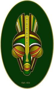 Masque'Nyegosso'. Me Makela Dimbissi