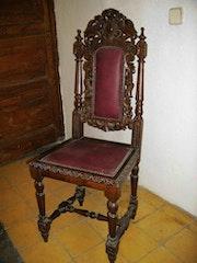 Conjunto de 5 sillas y 1 sillón.. Pablo Lafuente