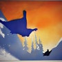 Wingsuit. Justine P.