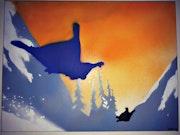 Wingsuit.