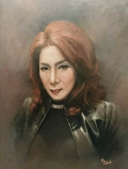 Khun Helen (portrait).