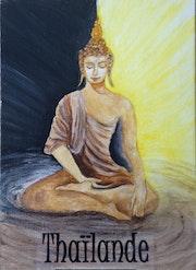 Le bouddha de la voie du milieu.