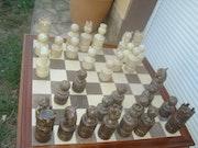Juego de ajedrez.