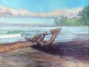 Dragon on the Beach.