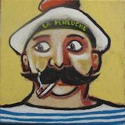 «Moustache» le marin de Thibo.