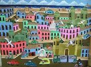 Vista de la ciudad de la Habana. Analvis
