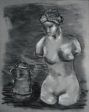 Cours de dessins…. Jean Lou G
