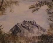 Sainte Victoire.