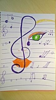 Musicalement vôtre.