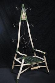 Le fauteuil du pardon.