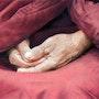 The meditation of a monk. Ivan Jones