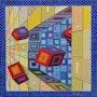 Cubes. Luc Pradel