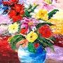 «Bouquet pétillant».
