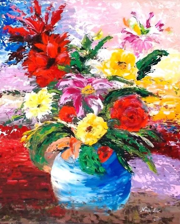«Bouquet pétillant». Nad'ev Nad'ev