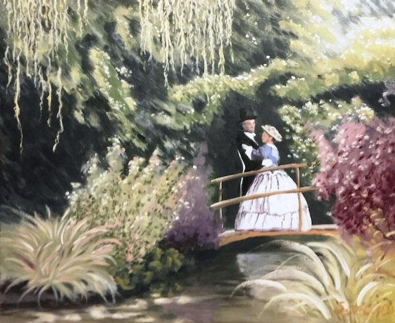 Le bal des impressionnistes. Sandrine Jaccod Sandrine Jaccod