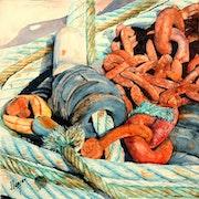 Chaines et cordages.