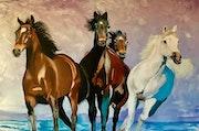 Crazy Horses.