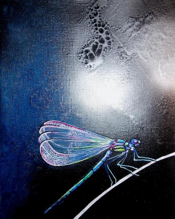 Le souffle de la libellule. Le Pors Isabelle Isabelle Le Pors