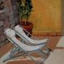 Promesse de repos à Monticello. Cesar Luciano