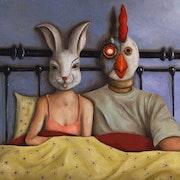 Bedtime. Jerianne Cohen
