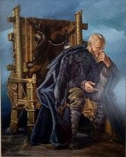 Ragnar. F. Lara-Artísta Plástico