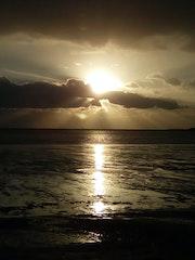 Couchant à marée basse 2.
