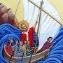 Saint nicolas sauveur des naufragés. Elleditliane