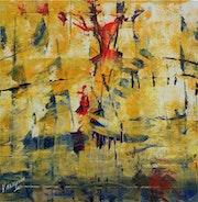 'Warm umber'. Vincent Messelier