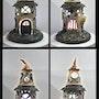La tour des lutins (2) - The tower of the elves (2) - Der Turm der Elfen (2). Jpmj79