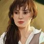 Keira Knightley (Digital Portrait). Yrya-Chan