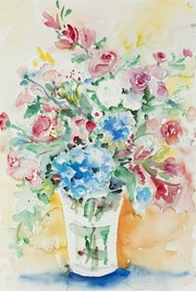 Watercolor Series 140. Ingrid Neuhofer Dohm