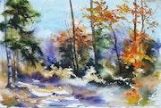Fouillis d'automne.