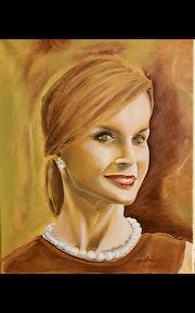 D. Letizia, reina de España.