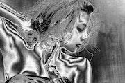 Femme -chrome- Ausbau der Serie femme. Zimmermann, Gerd «The Artist»
