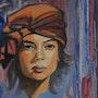 Femme au turban. Mag