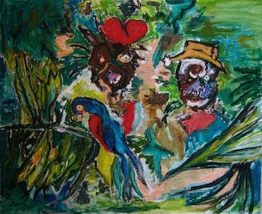 Jungle. Dominique Virgili-Walch